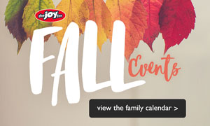 Fall Events on the Family Calendar!