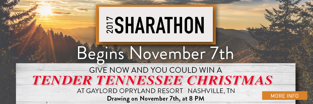 Win a Tender Tennessee Christmas